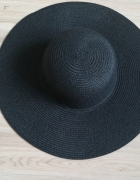 Czarny kapelusz z rondem Nowy Answear...