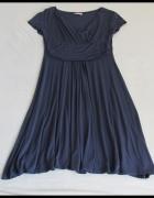 Sukienka OXYD 40 L dobra dla karmiącej mamy i nie tylko...