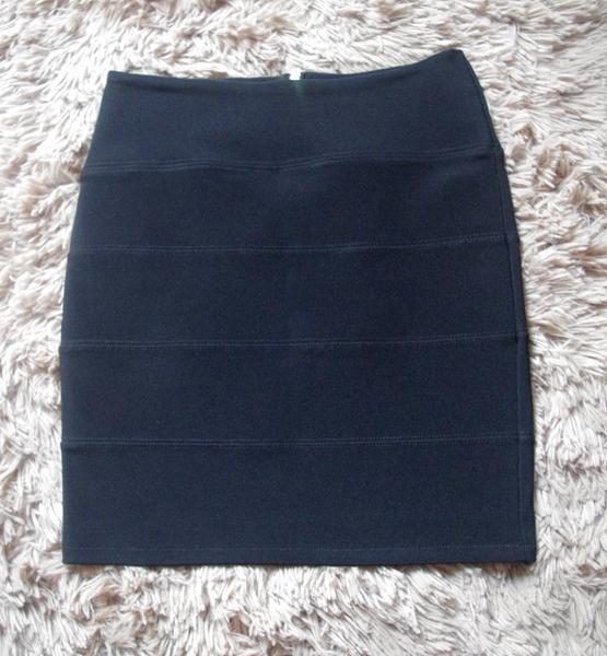 mini czarna top shop 36