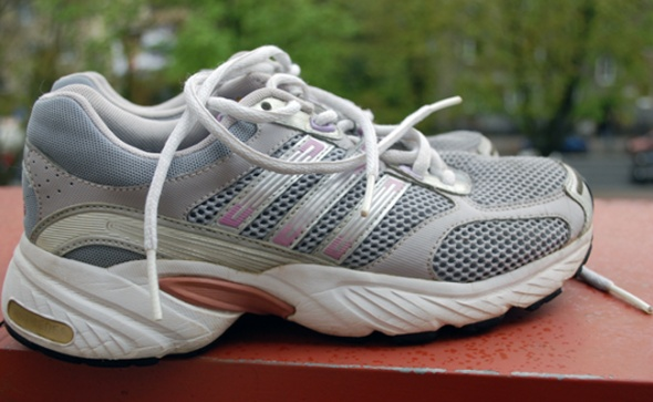 Sportowe Adidas Impact Absorption 37 i pół