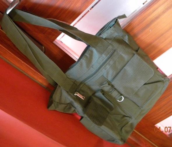 torebka z kieszonkami