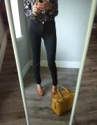 Zara jeans rurki...