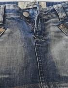 Sprzedam spódniczke jeansowa...