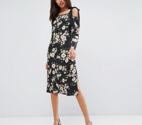 Miss selfridge sukienka midi 40 nowa