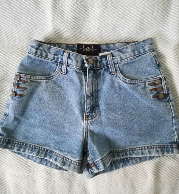 Spodenki jeansowe Lei