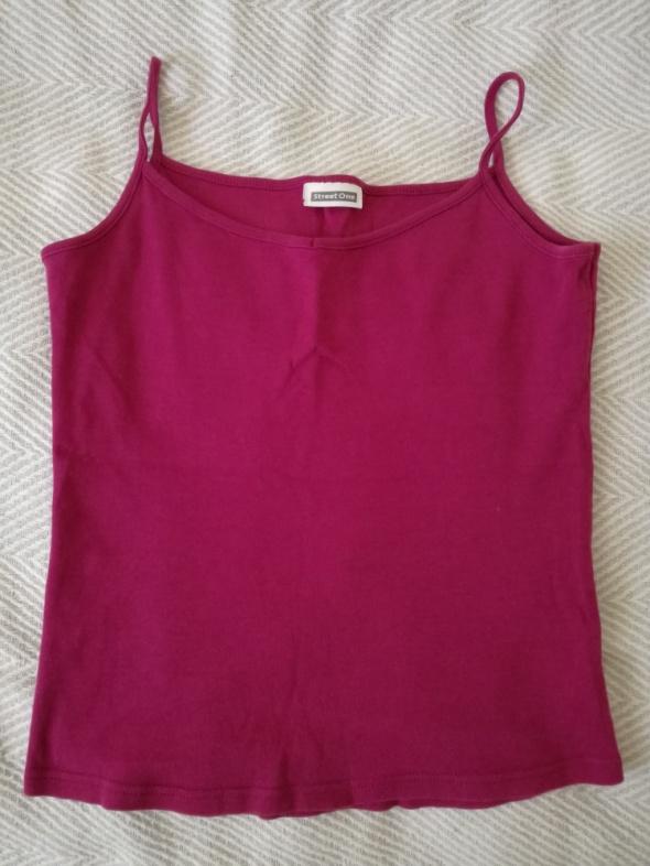 Purpurowa bluzeczka