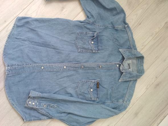 Jeansowa koszula WRANGLER...