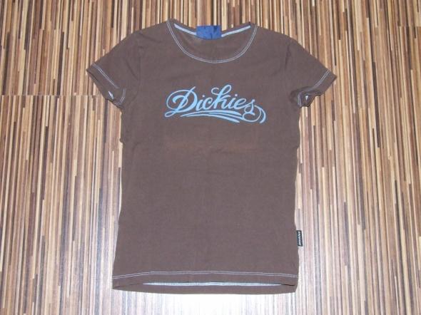 brazowa koszulka Dickies rozmiar XS...