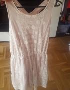 Sukienka z gumką