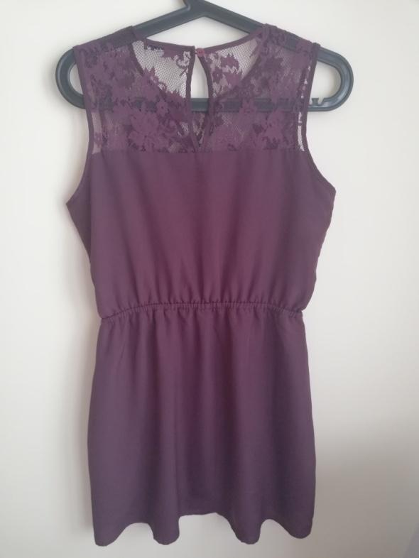 Sukieneczka Terranova w fiolecie...