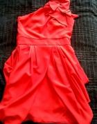 Sukienka czerwona S...