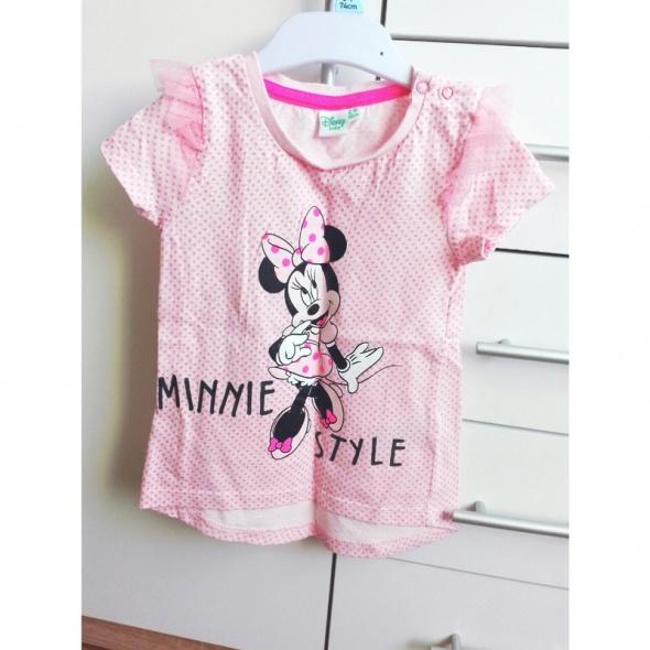 Bluzeczka Minnie Mouse...