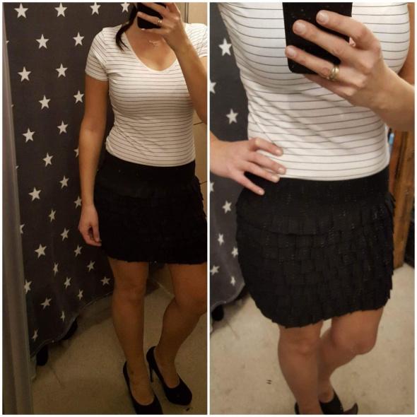 Spódnice Spódniczka mini i top