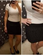 Spódniczka mini i top