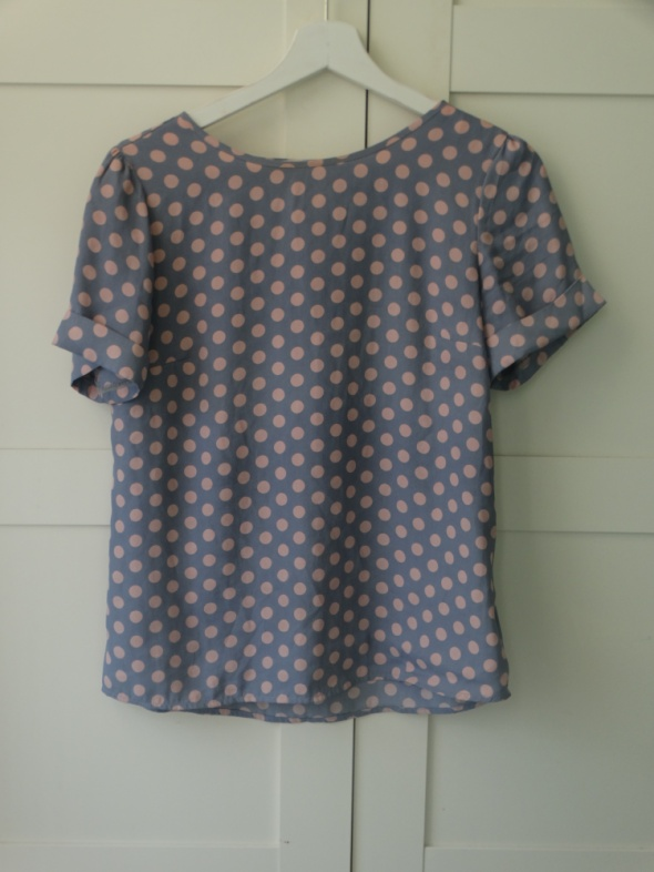 mohito koszula pastelowa kropki s