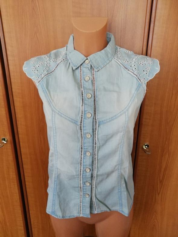 Koszula ala jeans Bershka S NOWA z metkami