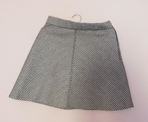 Zara spódnica trapez mini 36...