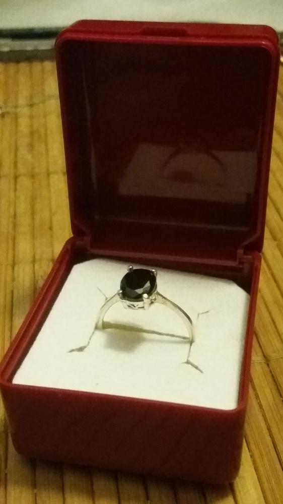 Srebrny pierścionek skromny śliczny