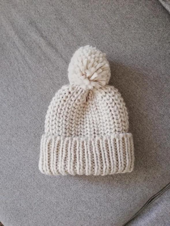 C&A nowa ciepła czapka...