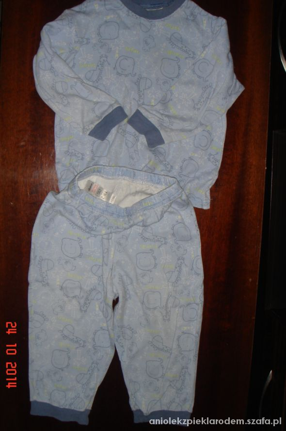 piżama George 86 92