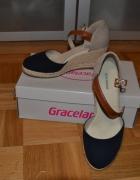 Koturny granatowe Graceland 36...