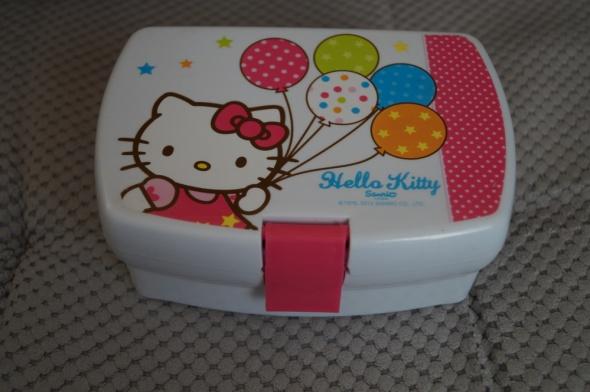 śniadaniówka hello kitty