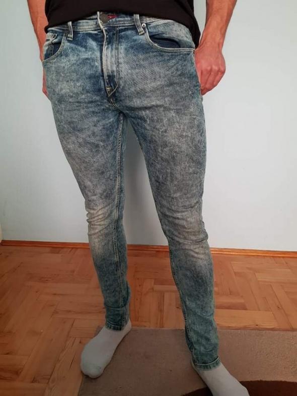 jeansy P&B