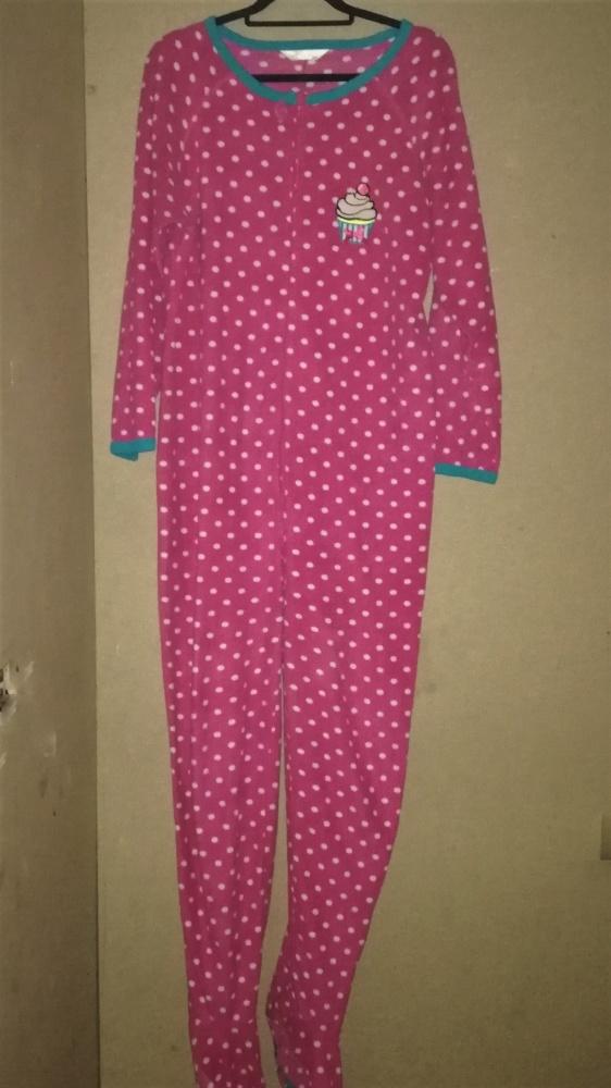 Kigurum onesie pajac piżamka polarowa 38 40