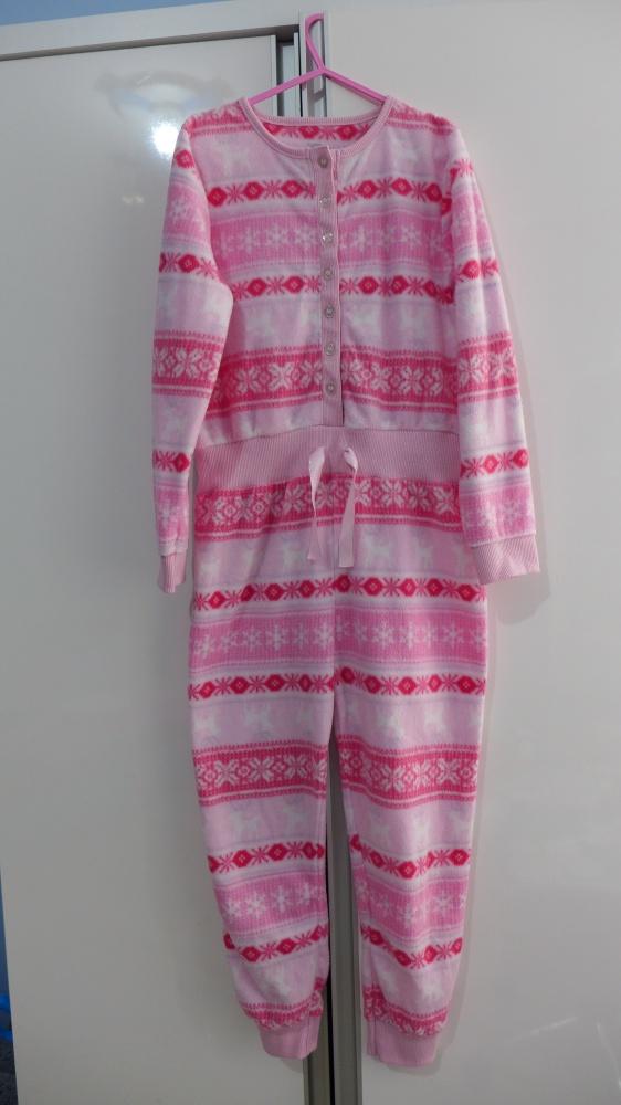 Śliczna piżamka pajacyk Young Dimension rozm 134 na 89 lat