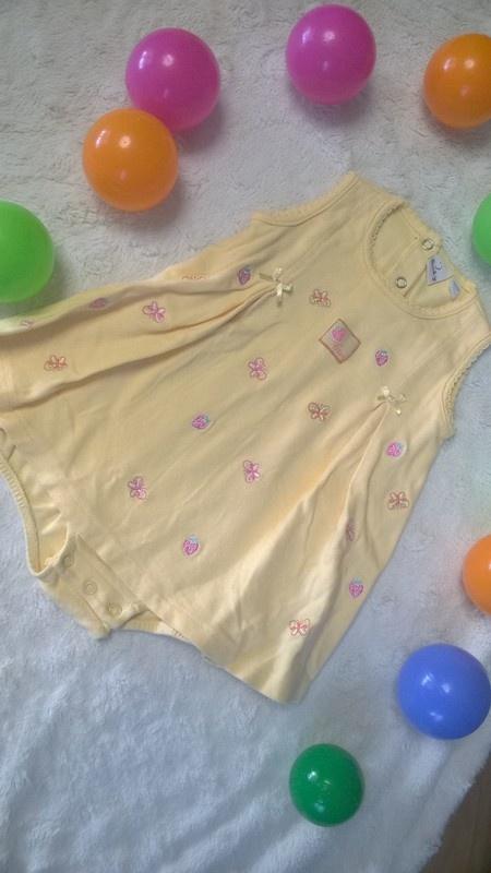 r 86 92 Sukienka z body Smily
