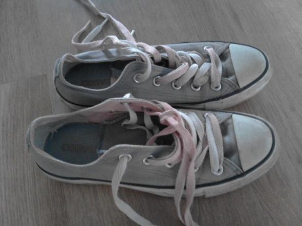 Szaro różowe trampki Converse r 365...