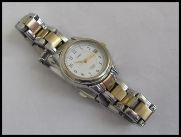 Zegarek damski TIMEX bransoleta wodoszczelność 50m