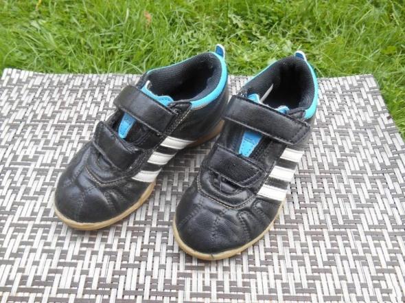 Buty sportowe ADIDAS 28 skórzane chłopięce...