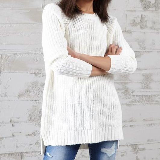 sweter cropp M