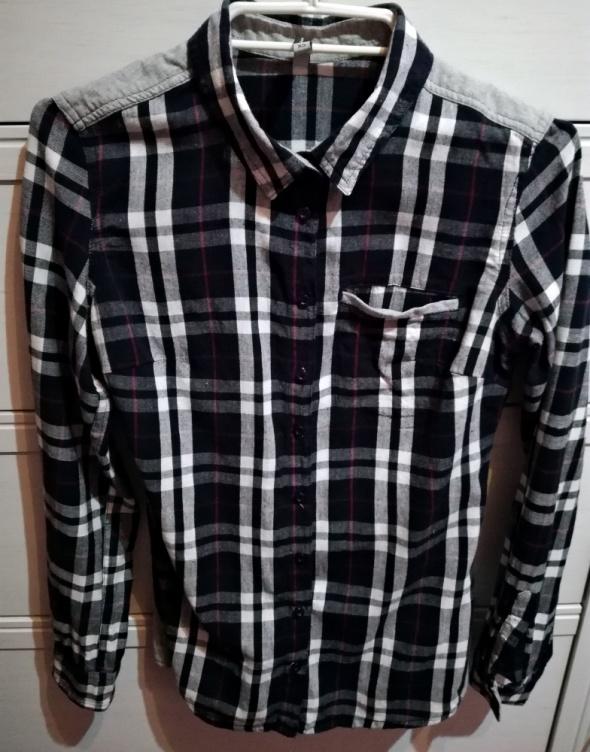 Koszula w kratę Carry 34 XS...