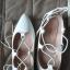 białe baleriny 37 nowe komunia ślub okazja wiązane...
