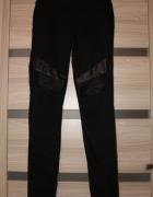 Czarne spodnie C&A...
