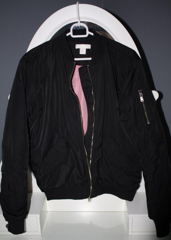 Kurtka bomberka H&M czarna
