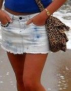Śliczna spódniczka Bershka rozmiar 36