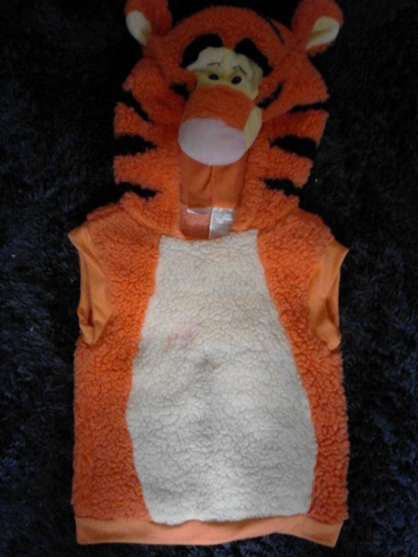 Bezrękawnik Kamizelka polar DISNEY tygrysek