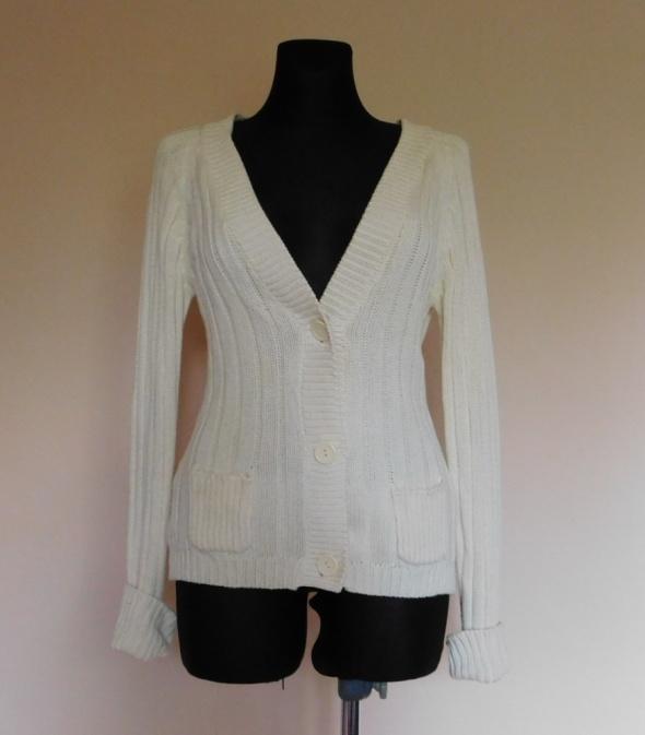 C&A kremowy sweter 38 40