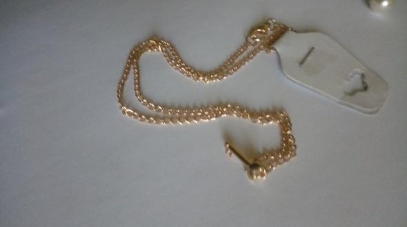łańcuszek z zwieszką kluczyk malutki