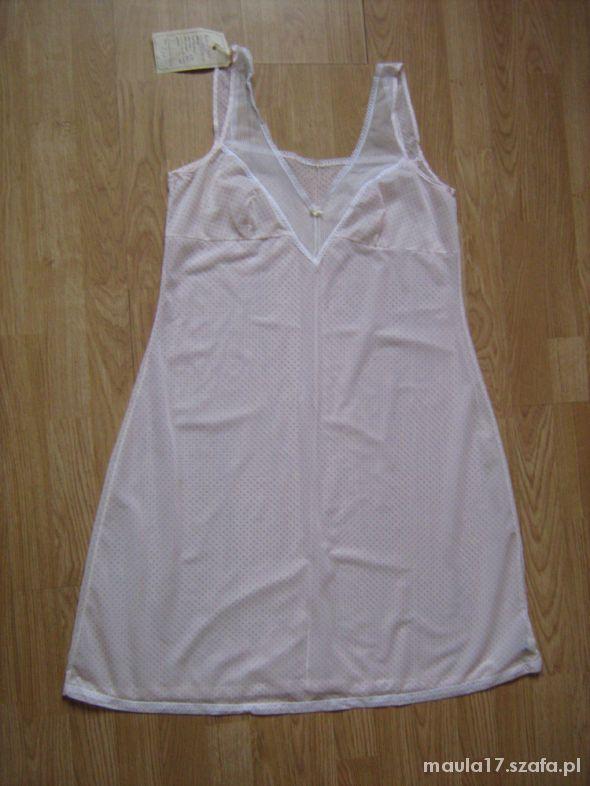 Śliczna halka koszulka roz ok XL