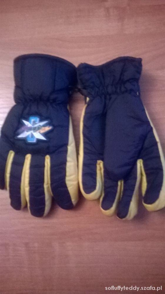 Rękawice na narty