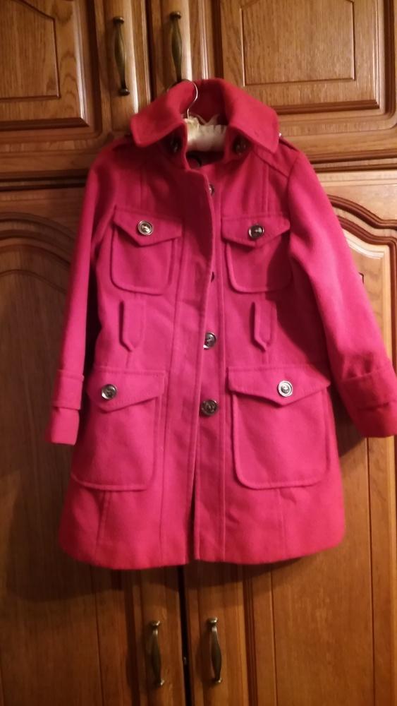 Czerwony płaszcz 116 NEXT