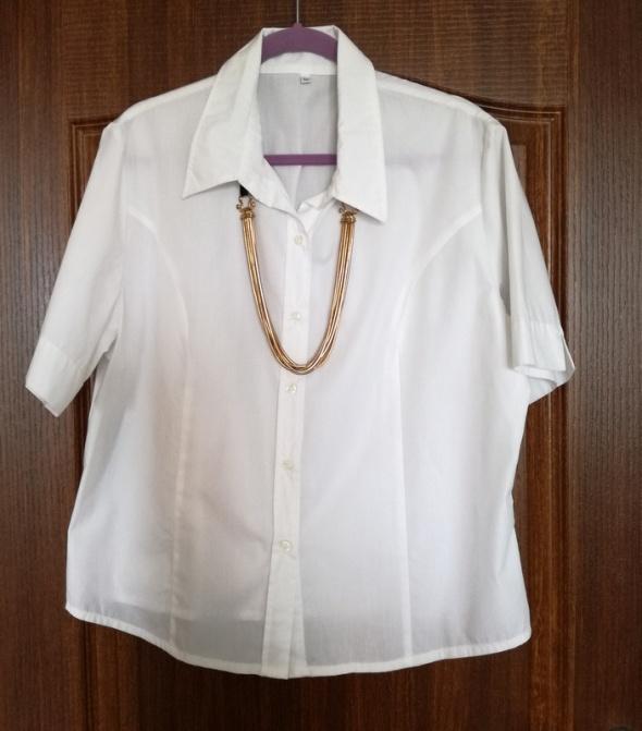 Koszula z wyszczuplającymi przeszyciami 22 50