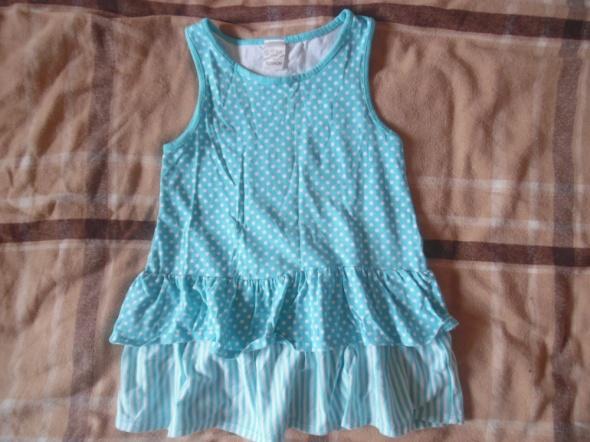 Sukienka na lato 98 104