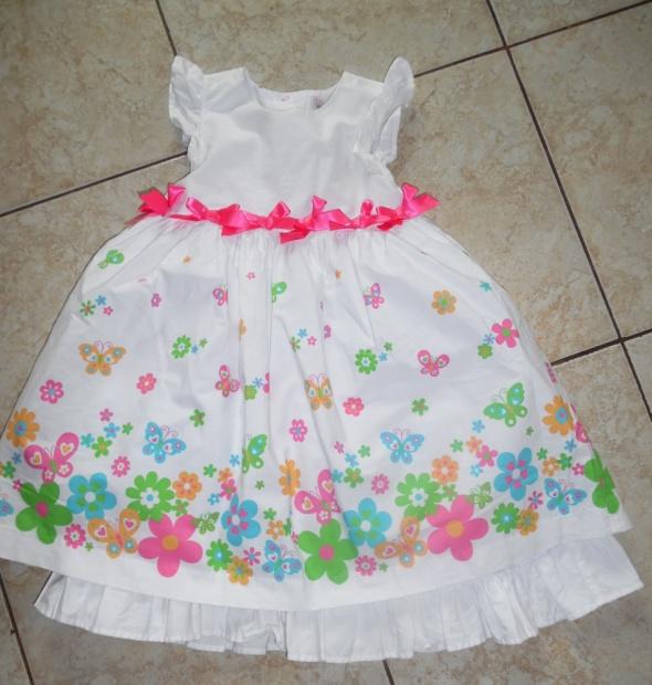 sukienka 104 cm