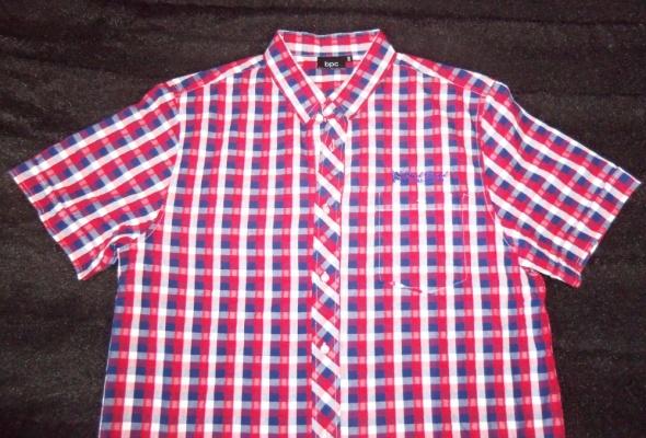 świetna koszula z kory w kratę bpc 39 40...