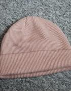 czapka zimowa różowa mohito